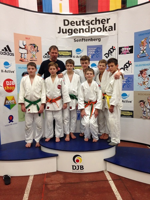 U14 Jugendpokal Mannschaft-1